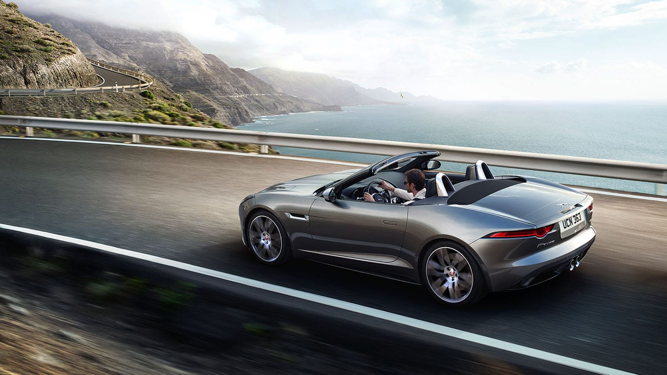 Jaguar F Type Convertible >> View the Jaguar® F-TYPE Photo Gallery - Jaguar® Australia