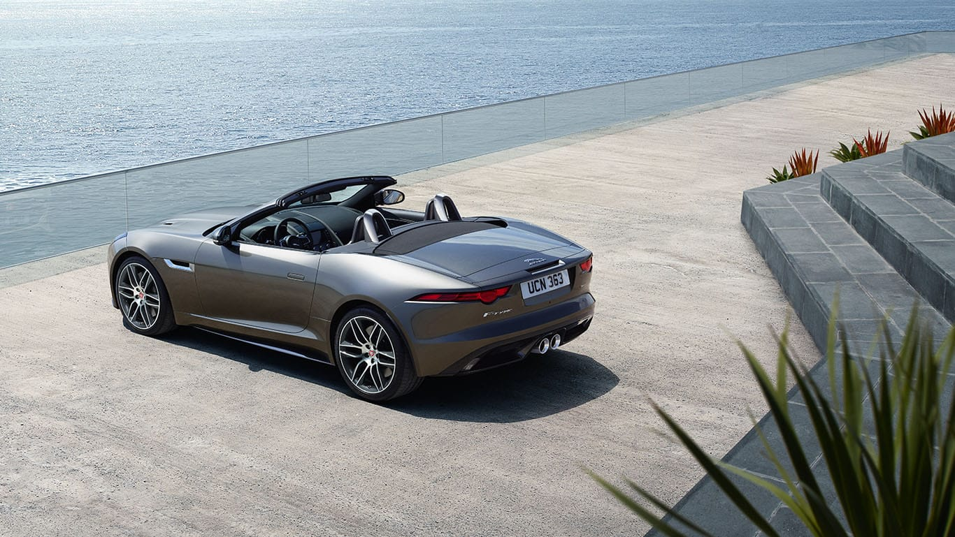 2018 Jaguar F Type >> Jaguar F-TYPE | Gallery | Jaguar UK