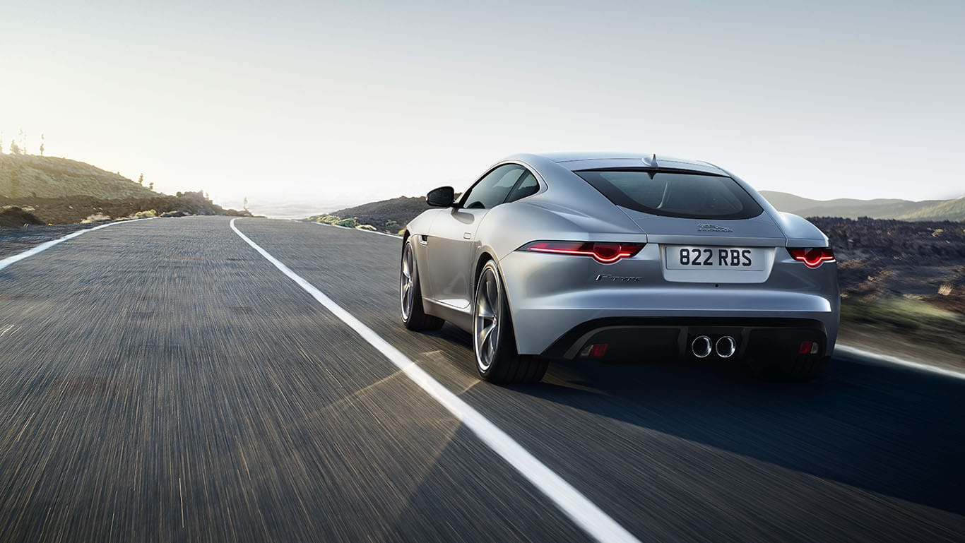 F-TYPE 400 SPORT IN INDUS SILVER WITH OPTIONAL FEATURES FITTED