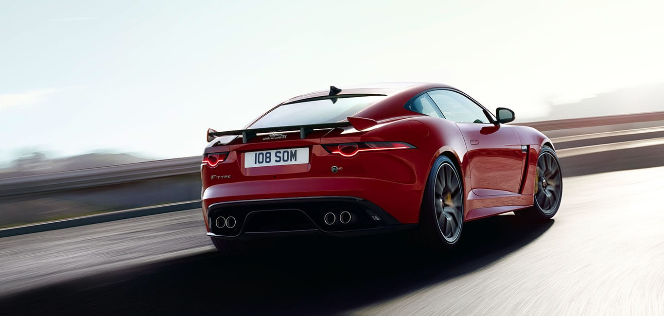 F-TYPE Engine Technology: Advanced, potent, and unmistakably Jaguar