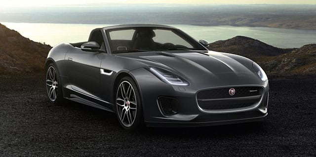 Jaguar F-Type R-Dynamic.