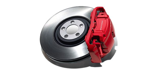 Jaguar F-TYPE 380mm front and 376mm rear brakes