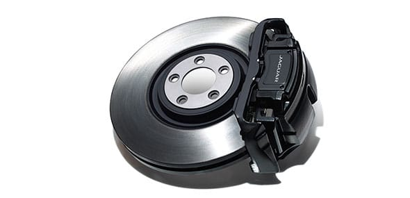 Jaguar F-TYPE 380mm front and 325mm rear brakes