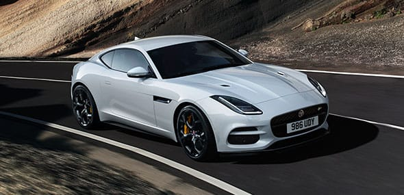 Jaguar F-TYPE R-Dynamic Coupé | Coupé Modeli | Performans Otomobili 14