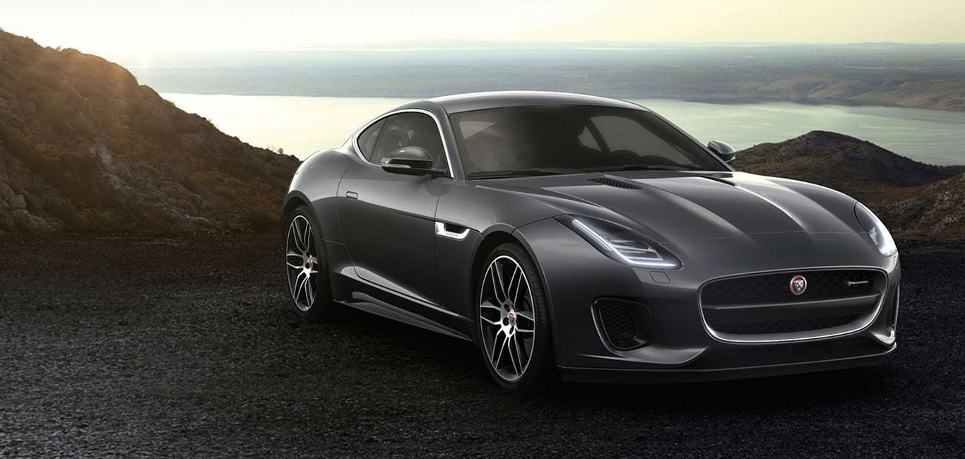 Jaguar F-TYPE R-Dynamic Coupé | Coupé Modeli | Performans Otomobili 1