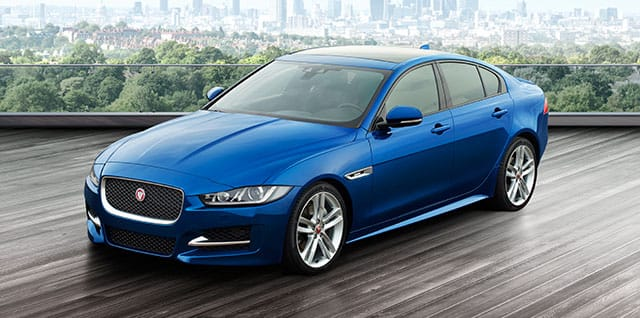 Jaguar XE   Assertive and Agile: The Sports Saloon Redefined