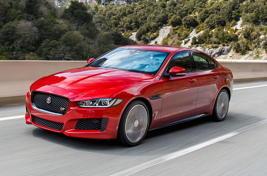 Jaguar Xe S Discover More About The Ultimate Sports Saloon