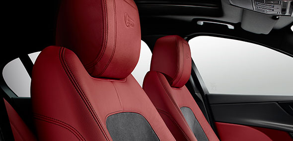 Jaguar XE Sports Seats