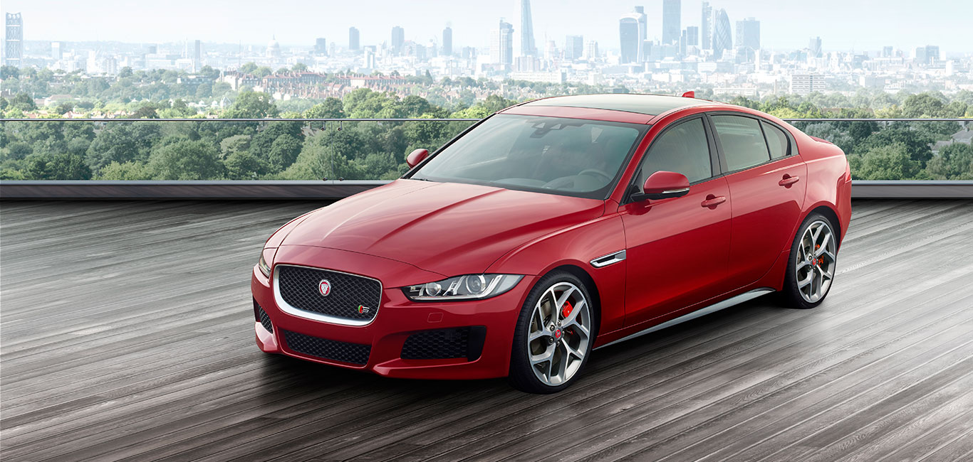 Jaguar XE S | Discover more about the Ultimate Sports Saloon