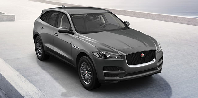 Jaguar f pace gamme de mod les performance suv for Interieur jaguar f pace