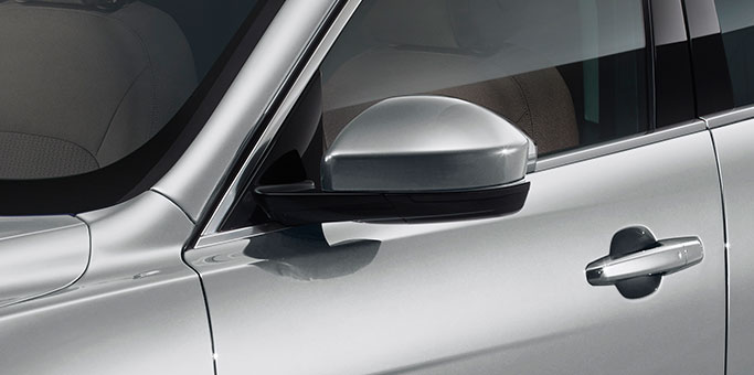 Jaguar F-PACE Prestige Door Mirrors