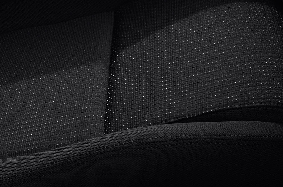 Jaguar F-PACE Jet Interior Seats