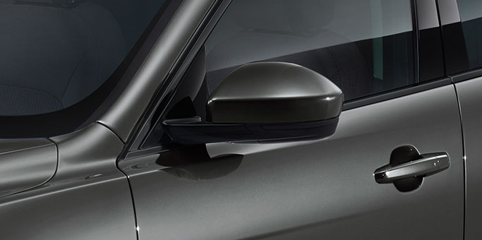 F-PACE Pure Door Mirrors