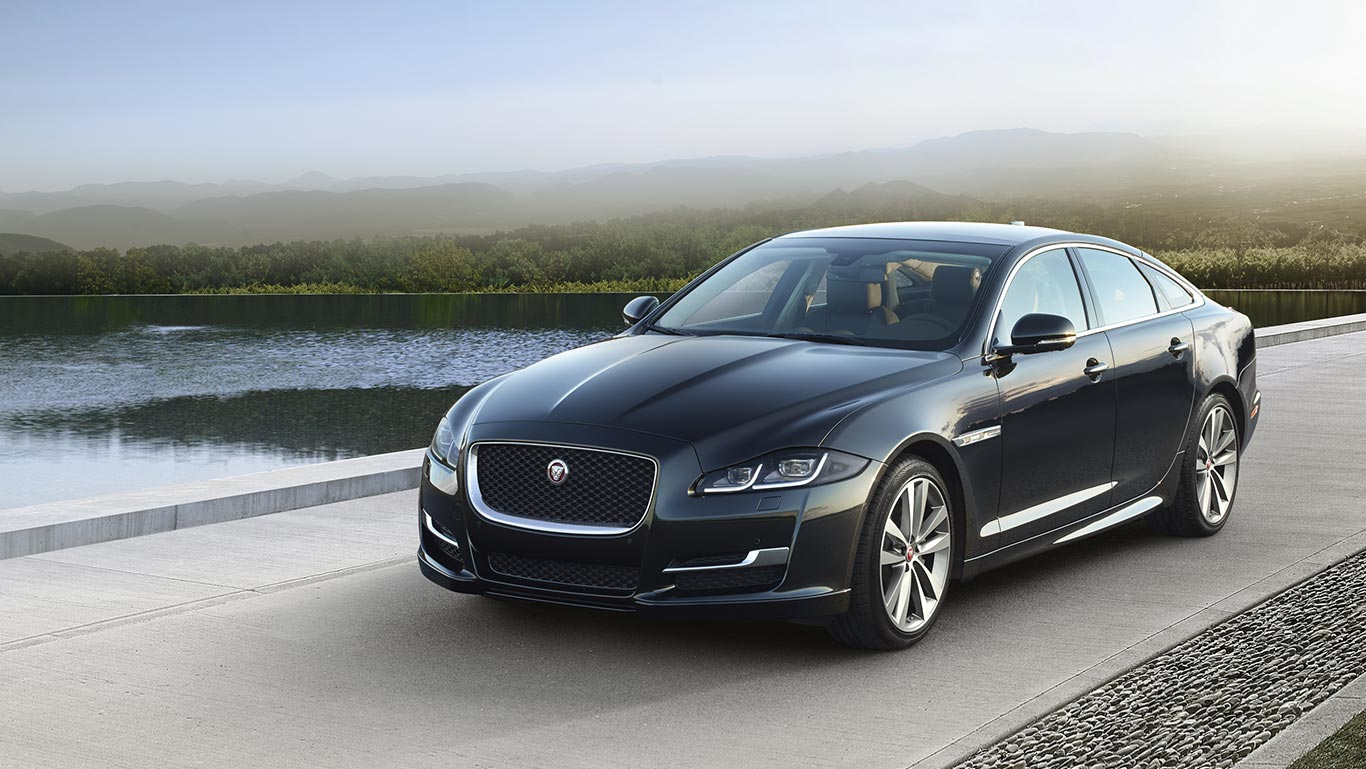 Jaguar Xf Car Review