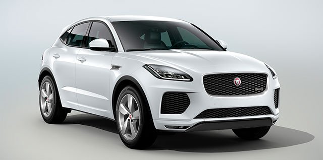 Jaguar E PACE R DYNAMIC SE Model