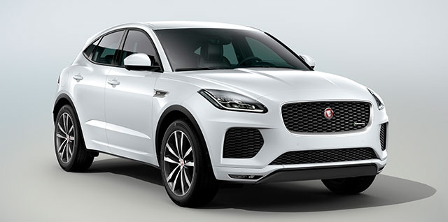 Jaguar E PACE R DYNAMIC HSE Model