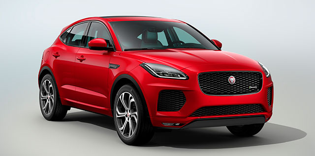 Jaguar E PACE First Edition Model