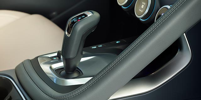 Jaguar E PACE highly responsive, smooth and efficient transmissions