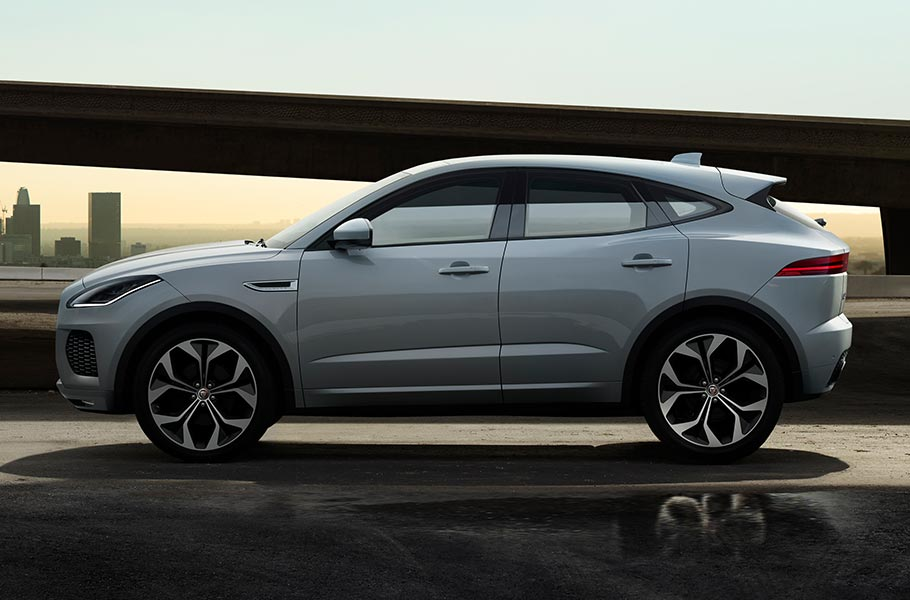 E PACE contemporary and dynamic Wheel designs