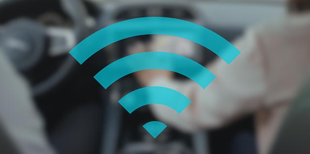Jaguar E PACE 4G Wi Fi Hotspot and Pro Services Internet Connectivity