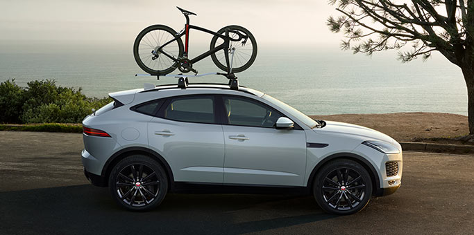 Jaguar E PACE Bike Carrier Accessories