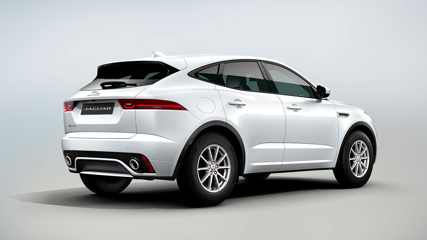 2018 jaguar e pace price specs release date autos post. Black Bedroom Furniture Sets. Home Design Ideas