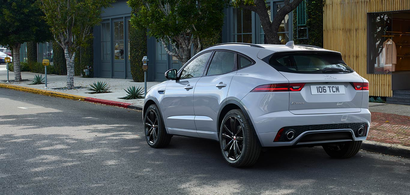 2018 Jaguar E Pace Barrel Roll Mustcars Com