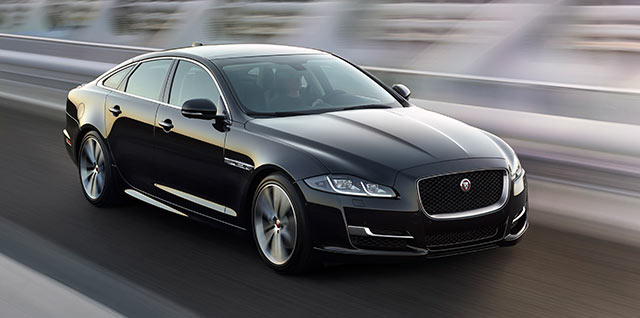 Jaguar India: Luxury Sedans & Sports Cars, Executive Saloons & SUVs