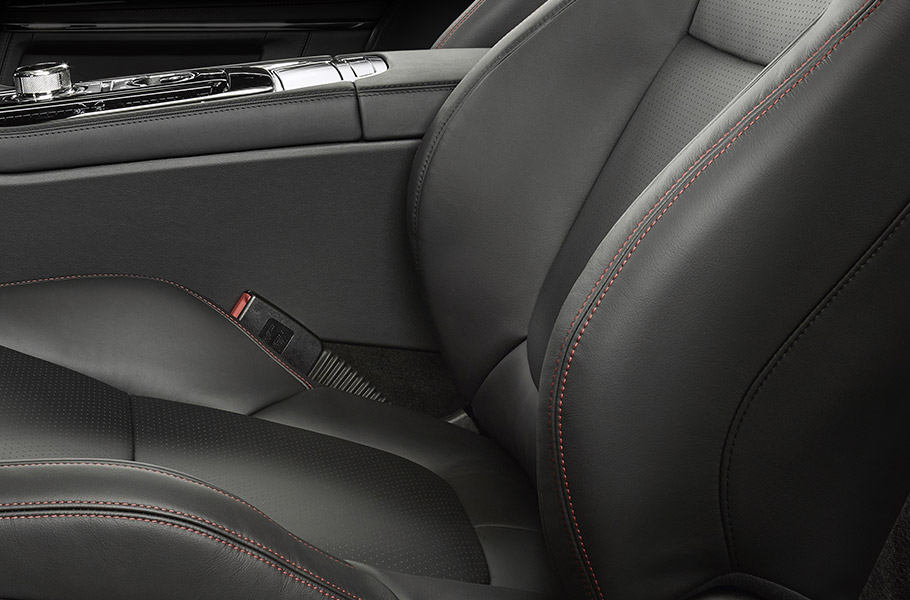 Jaguar XJ RSport Sports Seats