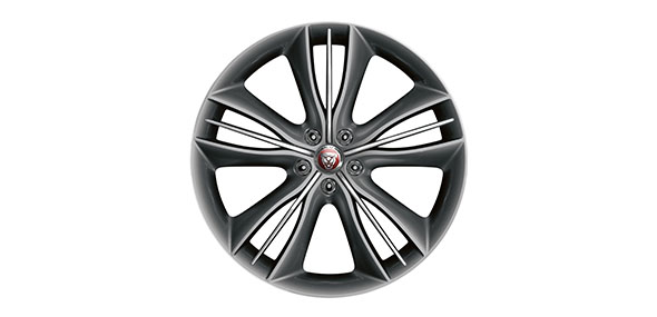 XJ Autobiography Mataiva Satin Grey wheels