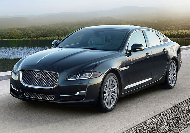 2019 Jaguar Xjl Supercharged Jaguar Usa