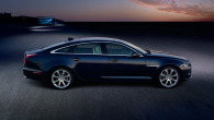 The XJL with optional Orona alloy wheels.