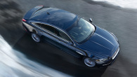 The XJL features optional AWD for snowy roads.