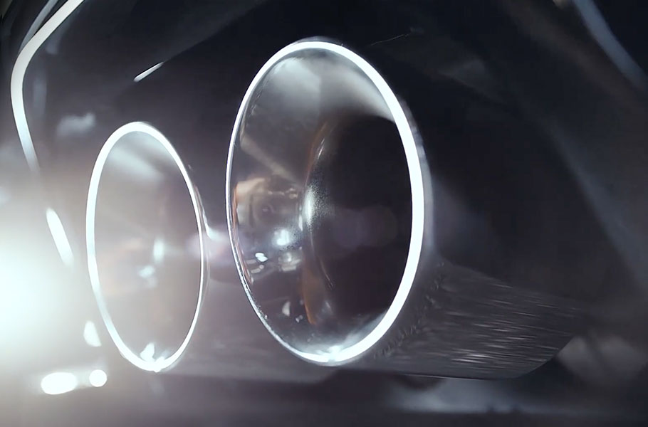 Active Sport Exhaust Thumbnail