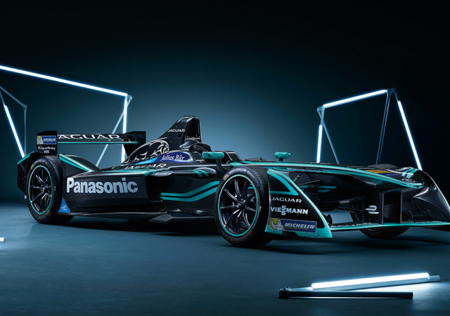 Jaguar Racing Formula E