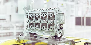 Jaguar Land Rover Factory Aluminium Engines