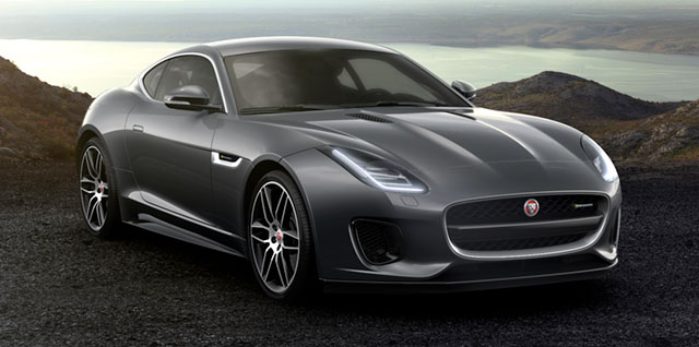 Jaguar F Type S >> Jaguar F-TYPE | Alle modellen | High-performance sportauto