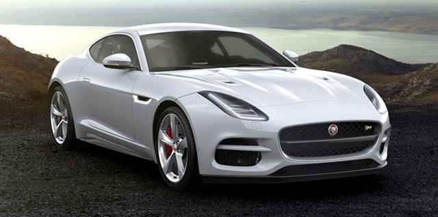 Jaguar F TYPE Sports Car | All Models | Jaguar UK