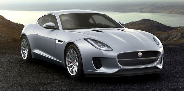 Jaguar F-TYPE Sports Car | All Models | Jaguar UK