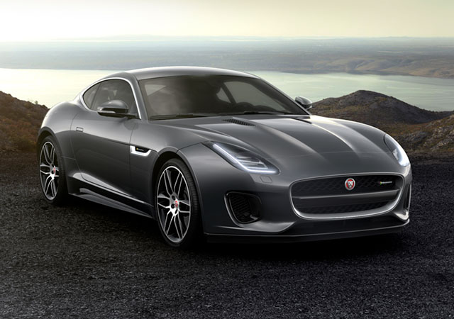 Captivating Jaguar F TYPE R Dynamic Coupe | Modelo Coupé | Carro De Performance