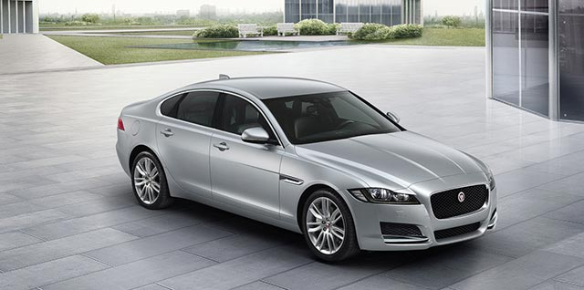 Jaguar XF | Model Range | Jaguar