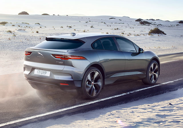 Image result for Jaguar I-Pace