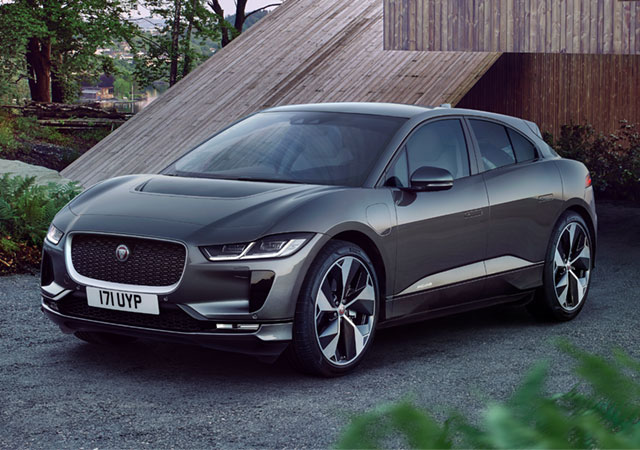 Jaguar I-Pace EV Incentives