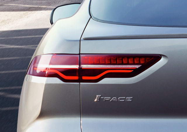 Jaguar I-Pace Rear LED