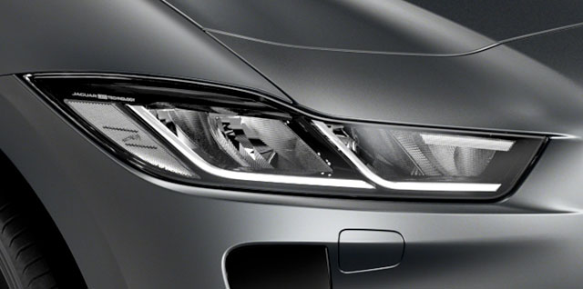 Jaguar I-Pace LED Headlights