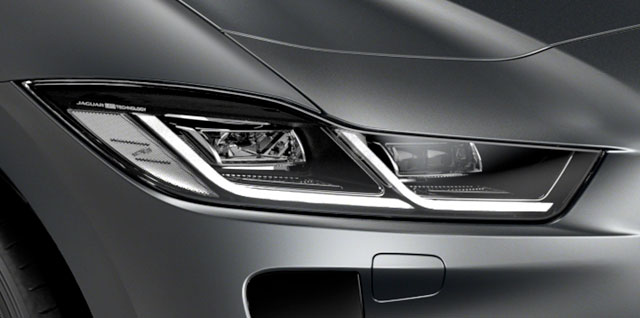 Jaguar I-Pace Premium LED Headlights