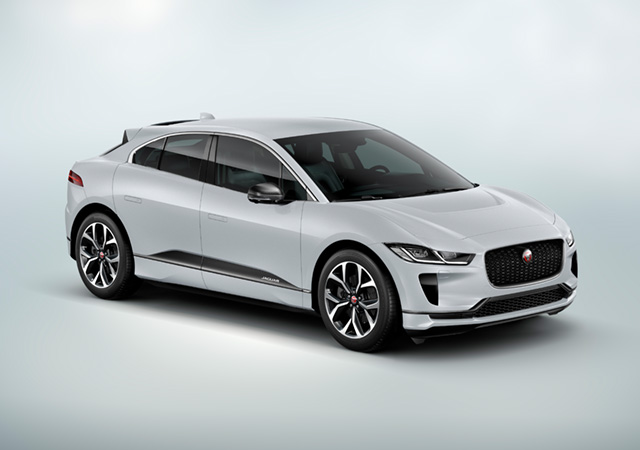 Jaguar I-Pace BLACK Exterior Pack