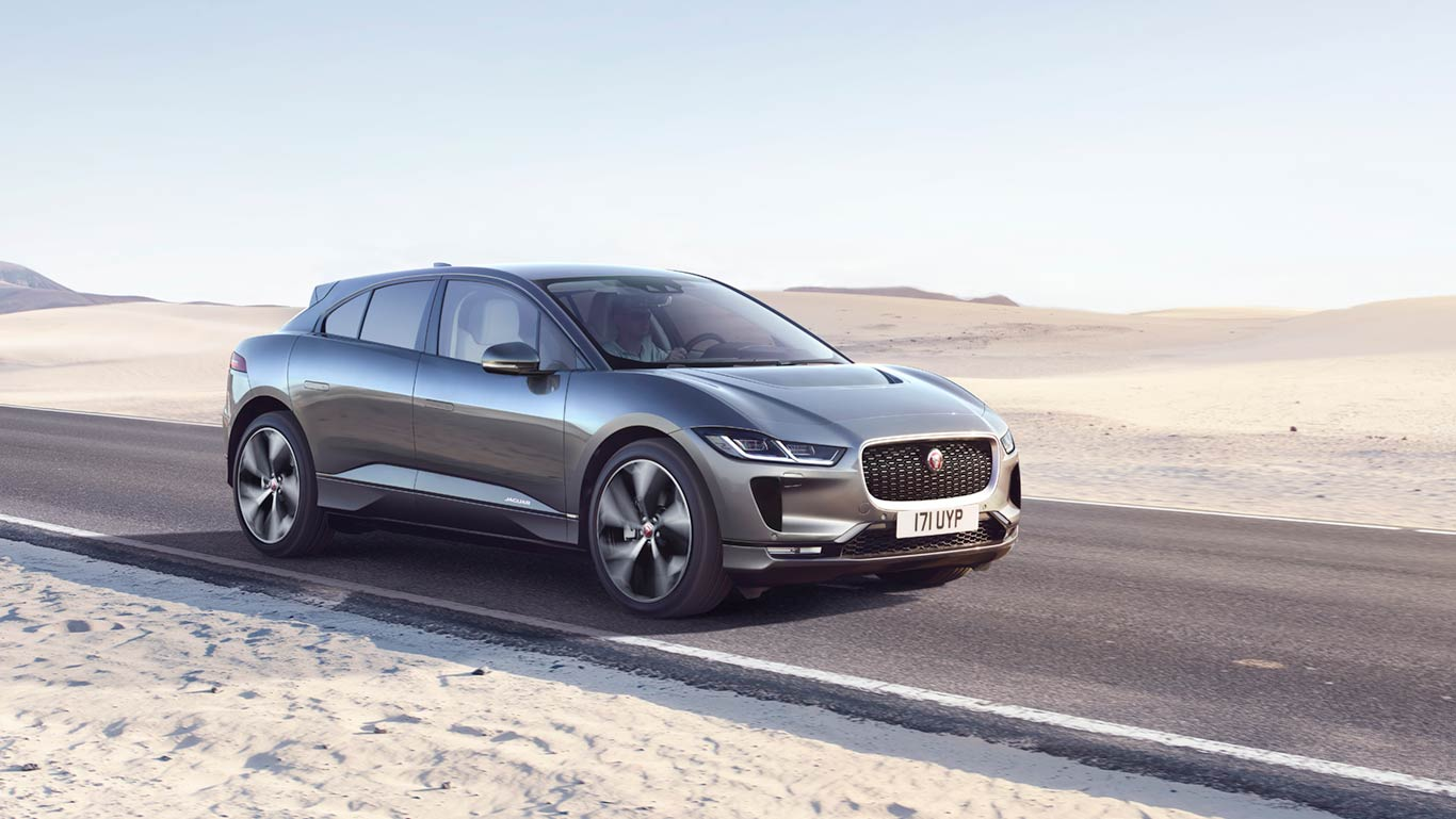 JAGUAR I-PACE FIRST EDITION EN CORRIS GREY