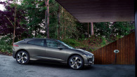 CHARGE THE I-PACE FROM THE COMFORT OF YOUR HOME