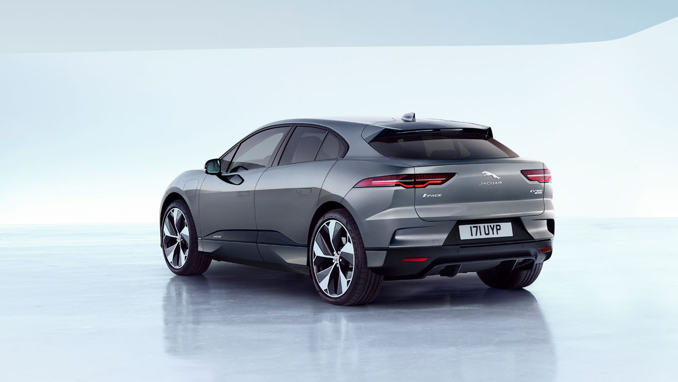 "JAGUAR I-PACE FIRST EDITION WITH 22"" 5 SPOKE 'STYLE 5069' ALLOY WHEELS"